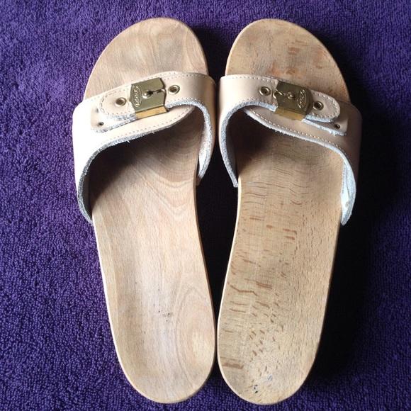 exercise Dr shoes vintage scholls