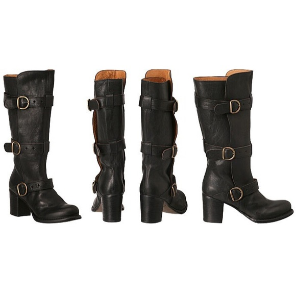 Fiorentini + Baker heeled buckle boots outlet lowest price clearance pre order 2015 new cheap price discount sast visa payment cheap price nPBAMHvWE