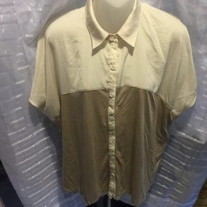 Tinlley Road (Piperlime) Blouse Size Medium