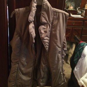 Activology Jackets & Blazers - Beige puffer vest