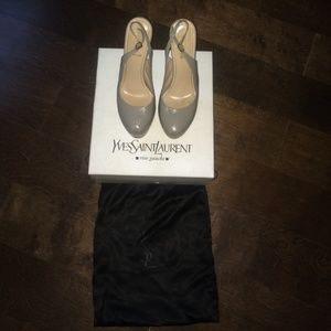 YSL Yves Saint Laurent Tribute too pumps / heels