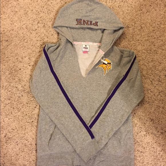 online store 0966a cfcd6 NFL Minnesota Vikings Victoria's Secret Pink