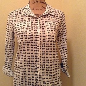 Authentic American Heritage blouse