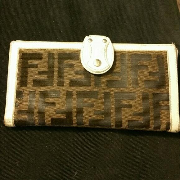 Fendi Wallet Sale