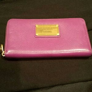 LOWEST! Marc by Marc Jacobs slim q wallet