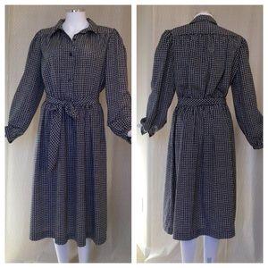 VINTAGE Halston III Dress w/ POCKETS!