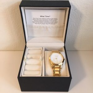 Rakani Accessories - Gold Rakani Watch