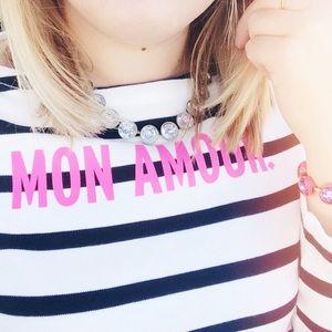 kate spade Tops - Kate Spade Mon Amour Tee