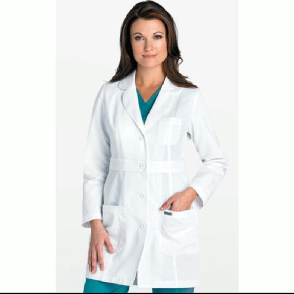 Greys Anatomy Jackets Coats Greys Anatomy Lab Coat Poshmark