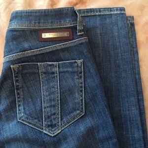 a basso prezzo ef960 9ae0b Burberry Denim jeans NWT