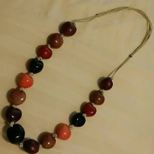 Jewelry - Wooden Necklace