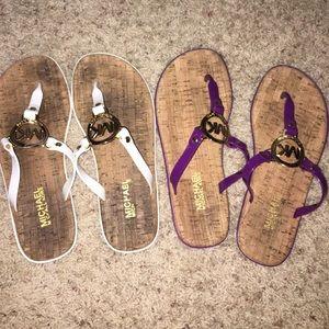 Michael Kors shoe BUNDLE!!!!