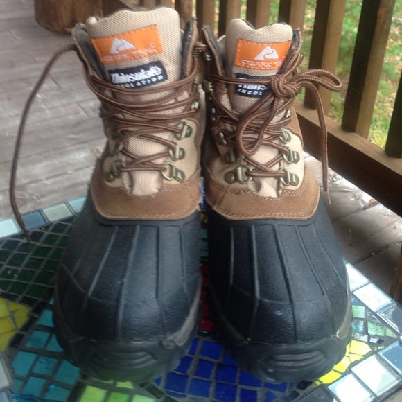 stable quality reasonably priced cozy fresh Women's size 8 Ozark Trail thinsulate boots