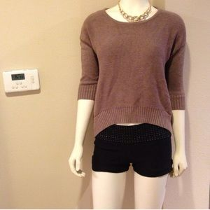 Love Stitch Sweaters - High low sweater top