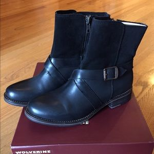 Wolverine Pearl Ankle Boots