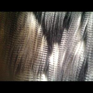 Landeau Jackets & Coats - Unusual faux fur saw  on 2celebrities flash 🌺$150