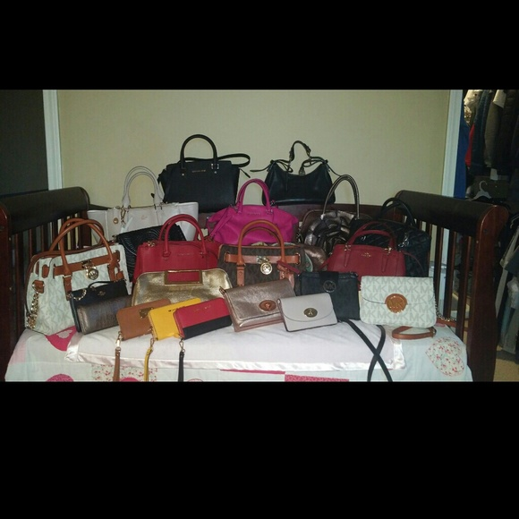 4d883610c93cb for sale some of my Bag collection👜💞👛. NWT. Michael Kors