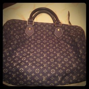 Louis Vuitton limited edition speedy bag