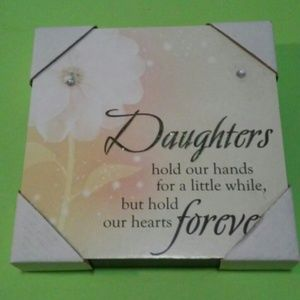 Other - Daughters Plaque