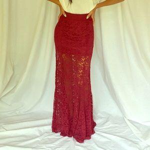 60 dresses skirts stunning mermaid style maxi