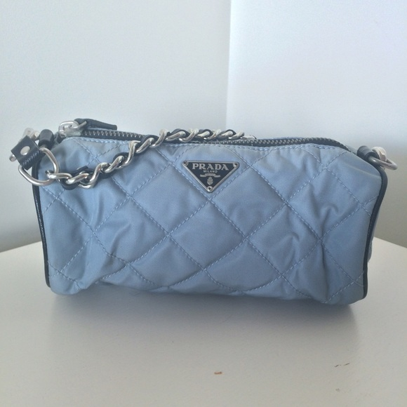 Prada quilted bag on Poshmark
