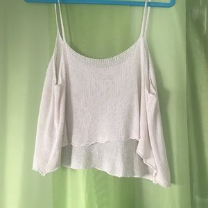 Brandy Melville Knit Top (one size fits all)
