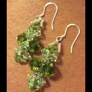 Jewelry - Swarovski Crystal Earrings