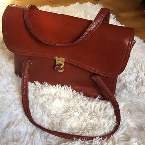 70's style purse