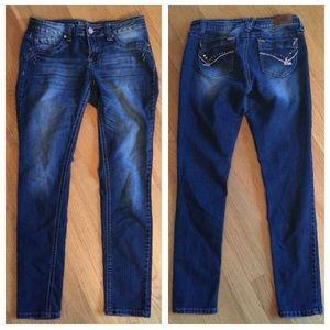 Jade Denim - 👖JADE Distressed Skinny Jeans