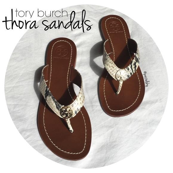 946ae0773ff10 TORY BURCH thora 2 sandals. M 5635463f78b31ce4b30037ff