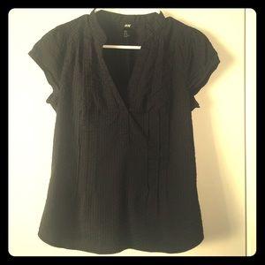 H&M Tops - Black V neck Top