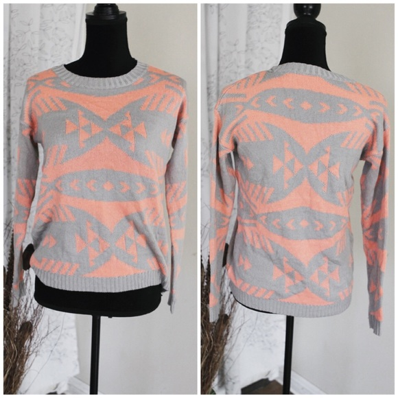 444d594d358f Aztec Sweater