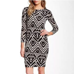 T-Bags Dresses & Skirts - BNWT💥T Bags 3/4 sleeve bodycon dress!