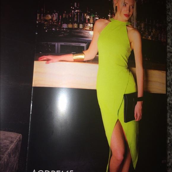 d2f9524f3c6 ⚡✨❤Lime green after dark cocktail dress