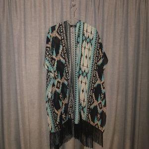 Other - Aztec Print Kimono