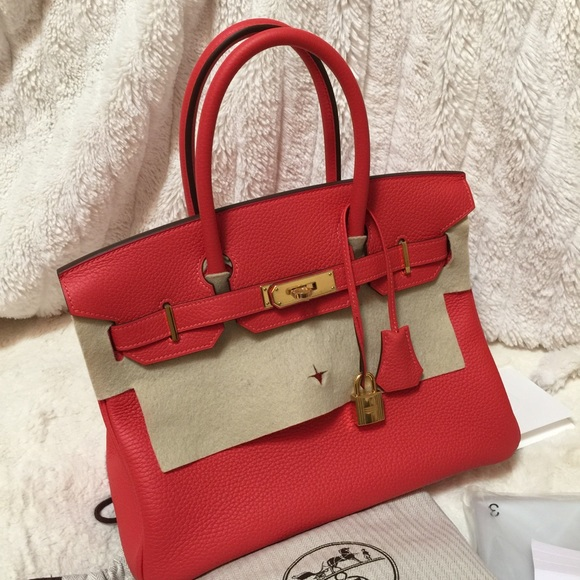 afff093ab69 Hermes Birkin 30 Clements leather GHW