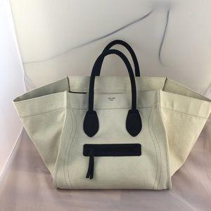 9ee9c04d52 Celine Bags - ⛔️Sold⛔️Celine Phantom bag in canvas