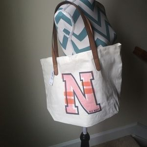 "Brand new Old Navy bag with letter ""N"""