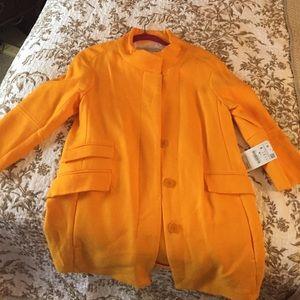 Zara Mustard Jacket