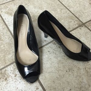 Andre Shoes - Black shoes lightly worn