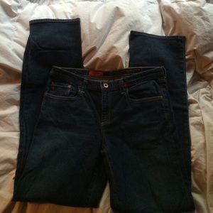 AG size 29 regular jeans