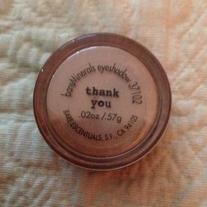 Other - Bare Minerals Eyeshadow Thank You New Not Sealed