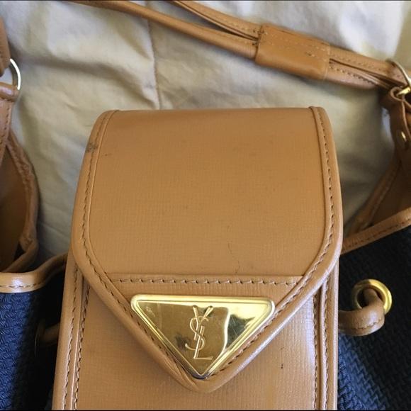 40% off Yves Saint Laurent Handbags - SALE ??Ysl Vintage bucket ...