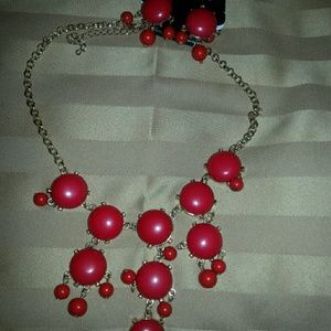 Necklaces with erring s.