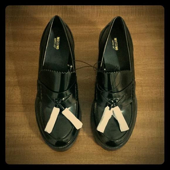 e478d6b0a5f Mossimo Reagan Platform Loafers