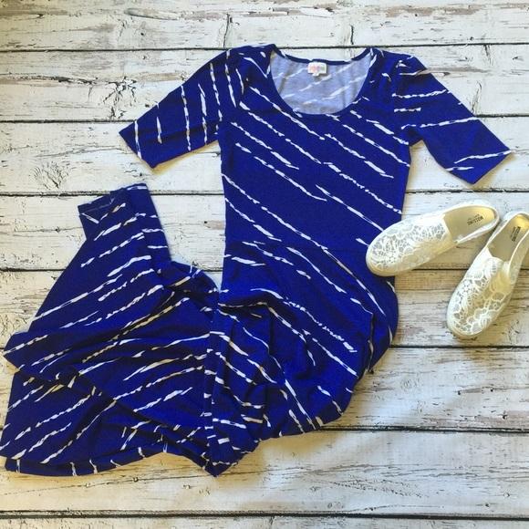 b7189bbe2e0 Lularoe Dresses   Skirts - LuLaRoe Ana maxi dress Small