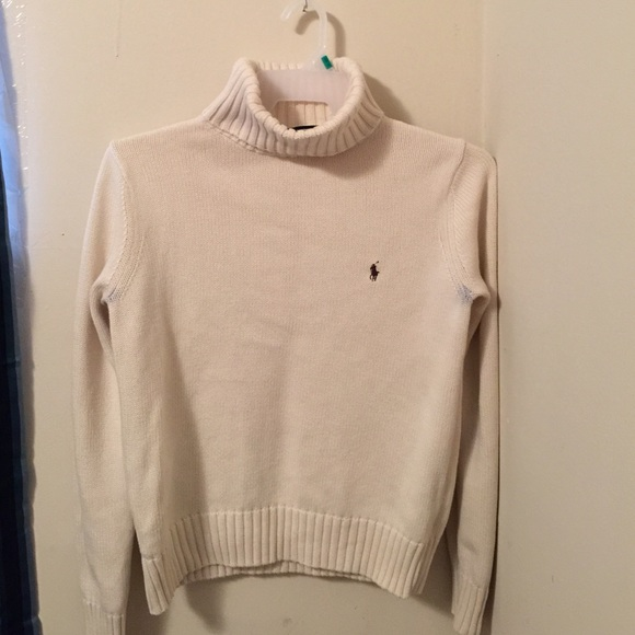 75% off Ralph Lauren Sweaters - Ralph Lauren Sport Turtleneck ...