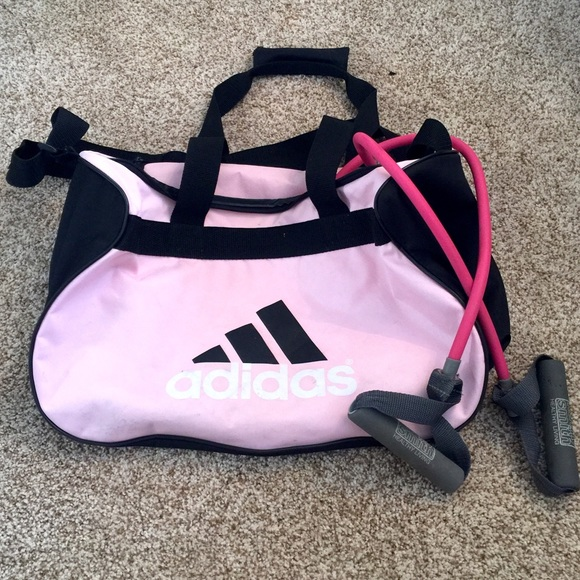 7e2913e567 Buy adidas gym bag pink > OFF52% Discounted