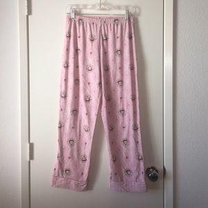Pants - Betty Boop Pajama Bottoms