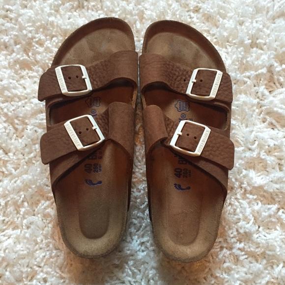 37% off birkenstock shoes - birkenstock arizona soft bed sandals